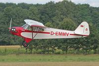 D-EMMV @ EBDT - Schaffen-Diest Oldtimer Fly-Inn 2013. - by Stef Van Wassenhove