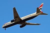 G-BNWO @ EGLL - Boeing 767-336ER [25442] (British Airways) Home~G 12/05/2013. On approach 27R.