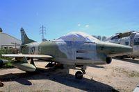 MM6283 - Fiat G-91R-1, preserved at les amis de la 5ème escadre Museum, Orange - by Yves-Q