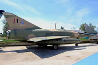 BA43 - SABCA Mirage 5BA, preserved at les amis de la 5ème escadre Museum, Orange - by Yves-Q