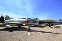 241 - Dassault Mirage IIIB-RV, preserved at les amis de la 5ème escadre Museum, Orange - by Yves-Q