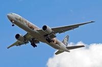 ZK-OKP @ EGLL - Boeing 777-319ER [39041] (Air New Zealand) Home~G 12/05/2013. On approach 27R.