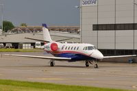 D-CGAA @ EGSH - Nice Visitor. - by keithnewsome
