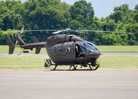 07-72034 @ KDTN - At Downtown Shreveport. Looks like some accessories have been added since last time i photographed this Helo. - by paulp