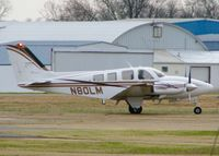 N80LM @ KDTN - At Downtown Shreveport. - by paulp