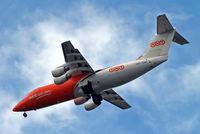 OO-TAF @ EGLL - BAe 146-300QT [E3186] (TNT Airways) Home~G 09/10/2014