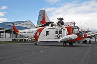 N1394 @ KRDG - This very nice USCG helicopter is on display at the Mid Atlantic Air Museum. - by Daniel L. Berek