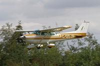 C-GDJP @ CYNJ - Landing - by Guy Pambrun