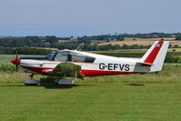 G-EFVS @ X3CX - Parked at Northrepps. - by Graham Reeve