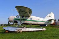 CF-BSB @ CKL2 - Noorduyn N.29 Norseman Mk.V [N29-15] Selkirk Airport~C 25/07/2007 - by Ray Barber