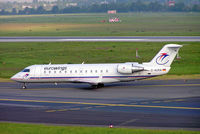 D-ACRA @ EDDL - Canadair CRJ-200LR [7567] (Eurowings) Dusseldorf~D 18/05/2006 - by Ray Barber