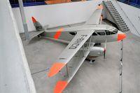 F-BHCD @ LFPB - De Havilland DH-89A Dominie, Exibited at Air & Space Museum Paris-Le Bourget (LFPB) - by Yves-Q