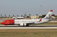 LN-NGL @ LMML - B737-800 LN-NGL Norwegian Air Shuttle - by Raymond Zammit