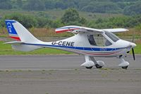 G-CENE @ EGFH - CT SW, The CT Flying Group Barton Greater Manchester based, seen parked up. - by Derek Flewin