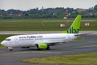 D-ADIH @ EDDL - Boeing 737-3Y0 [23921] (Fly-DBA) Dusseldorf~D 18/05/2006 - by Ray Barber