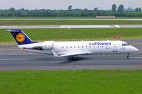 D-ACLH @ EDDL - Canadair CRJ-100LR [7007] (Lufthansa Regional) Dusseldorf~D 18/05/2006 - by Ray Barber
