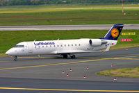 D-ACLV @ EDDL - Canadair CRJ-100LR [7113] (Lufthansa Regional) Dusseldorf~D 18/05/2006 - by Ray Barber