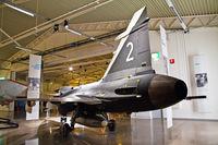 39-2 @ ESCF - Flygvapen Museum Linkoping 3.7.13 - by leo larsen
