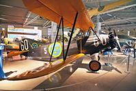 670 @ ESCF - Flygvapen Museum Linkoping 3.7.13 - by leo larsen