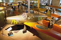 25000 @ ESCF - Flygvapen Museum Linkoping 3.7.13 - by leo larsen