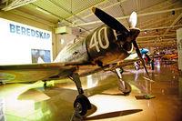 2340 @ ESCF - Flygvapen Museum Linkoping 3.7.13 - by leo larsen
