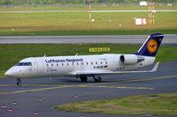 D-ACHD @ EDDL - Canadair CRJ-200LR [7403] (Lufthansa Regional/CityLine) Dusseldorf~D 18/05/2006 - by Ray Barber