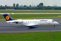 D-ACHF @ EDDL - Canadair CRJ-200LR [7431] (Lufthansa Regional) Dusseldorf~D 18/05/2006 - by Ray Barber