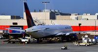 N126DL @ KATL - At the gate Atlanta - by Ronald Barker