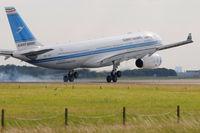 9K-APC @ LFPG - CDG landing - by Photoplanes