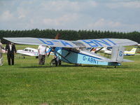 G-ABNT @ EGLM - at grass field near reading - by magnaman