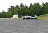 N1044V @ 4B6 - ticonderoga airport - by olivier Cortot