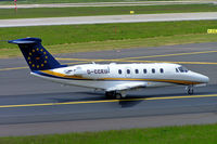 D-CCEU @ EDDL - Cessna Citation III [650-0190] (Air Traffic GmbH) Dusseldorf~D 18/05/2006 - by Ray Barber