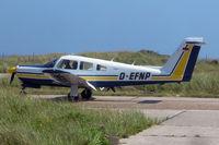 D-EFNP @ EDHX - At Helgoland - by Micha Lueck