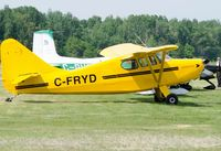 C-FRYD @ CYRP - At the EAA breakfast fly-in held at Carp. - by Dirk Fierens