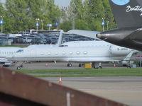 B-8160 @ EGGW - at luton - by magnaman