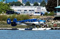 C-GGGF @ YVR - Now with Pacific Seaplanes titles. - by metricbolt