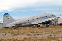 CP-1080 @ SLLP - Curtiss C-46A-35CU Commando [26771] (SAVCO) La Paz-El Alto Int'l~CP 07/04/2003 - by Ray Barber