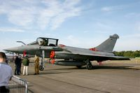 23 @ LFRH - Dassault Rafale M, Static display, Lann Bihoue Naval Air Base (LFRH-LRT) - by Yves-Q