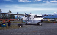 N491AS @ LHD - At Lake Hood Seaplane Base. - by J.G. Handelman