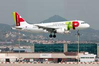 CS-TTG @ BCN - About to land in Barcelona - by James Abbott