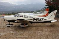 D-ELKX @ LFKC - Parked - by micka2b