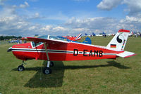 D-EAMB @ EGBP - Bolkow Bo.208C Junior [597] Kemble~G 09/07/2004 - by Ray Barber