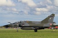 374 @ LFOA - Dassault Mirage 2000N, Taxiing to holding point rwy 24, Avord Air Base 702 (LFOA) Open day 2016 - by Yves-Q