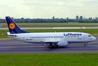 D-ABEH @ EDDL - Boeing 737-330 [25242] (Lufthansa) Dusseldorf~D 18/05/2006 - by Ray Barber