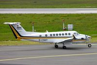 D-CSKY @ EDDL - Beech 350 Super KIng Air [FL-130] (ADAC Ambulance) Dusseldorf~D 18/05/2006 - by Ray Barber