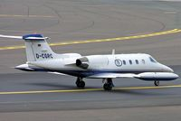 D-CGRC @ EDDL - Learjet 35A [35A-223] (Jet Executive Int'l) Dusseldorf~D 18/05/2006 - by Ray Barber