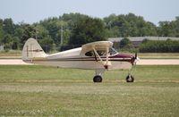 N3658A @ KOSH - Piper PA-22-135