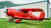 N25K @ 3W5 - North Cascades Vintage Aircraft Museum - by Terry Green
