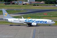 5B-DBW @ EGBB - Boeing 737-8Q8 [30671] (Eurocypria) Birmingham Int'l~G 18/07/2006 - by Ray Barber