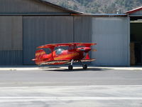 N110DG @ SZP - 1990 Green PITTS S-1 SPECIAL, Lycoming O-540, single seat Experimental class - by Doug Robertson